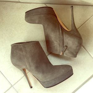 GUCCI ankle boots size 37.5